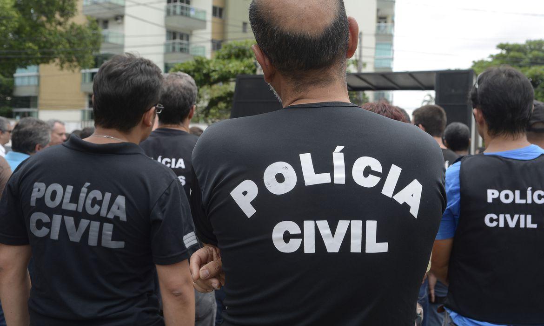 Polícia Civil do Espírito Santo faz paralização