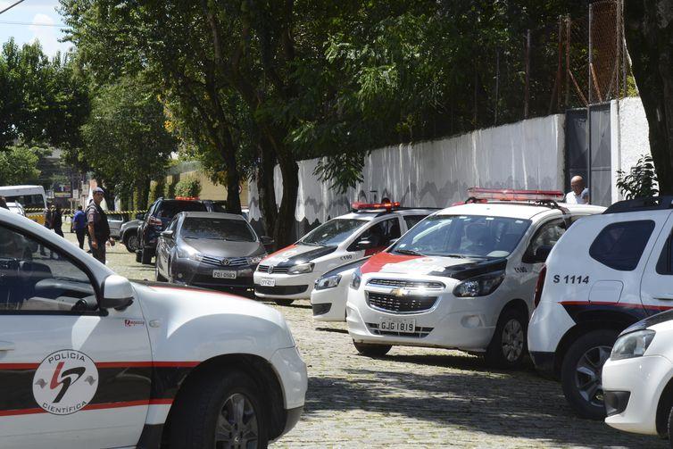 Tiroteio na Escola Raul Brasil deixou mortos e feridos em Suzano (SP)