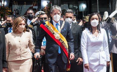 Inauguration of Ecuador's President Guillermo Lasso