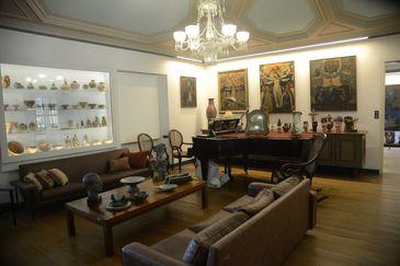 Sítio do Burle Marx, candidato ao título de Patrimônio Mundial da Unesco.