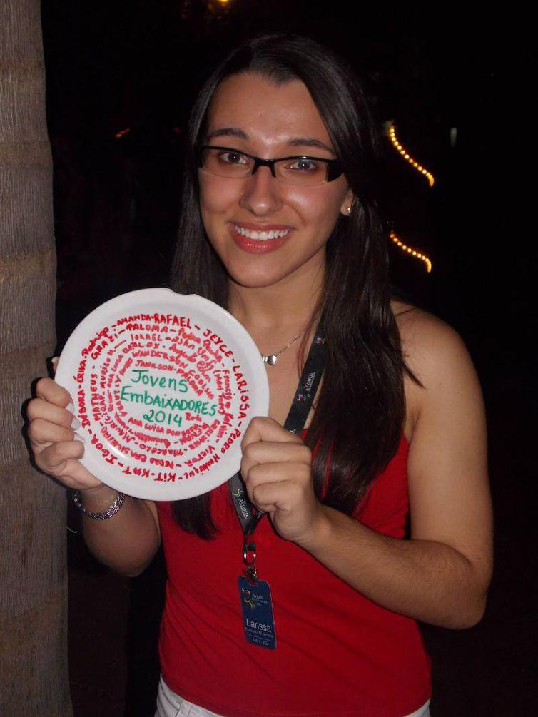 Larissa Moreira disse que o programa foi positivo