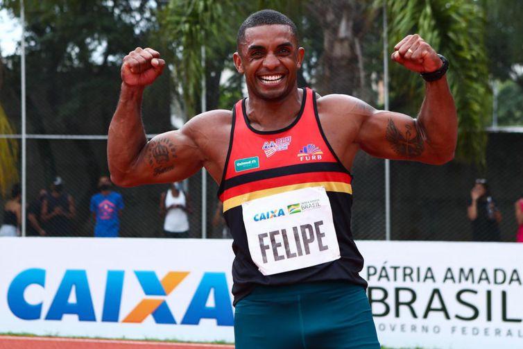 Felipe Vinícius dos Santos, decatlo