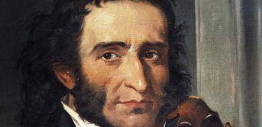 Niccolò Paganini, por Andrea Cefaly