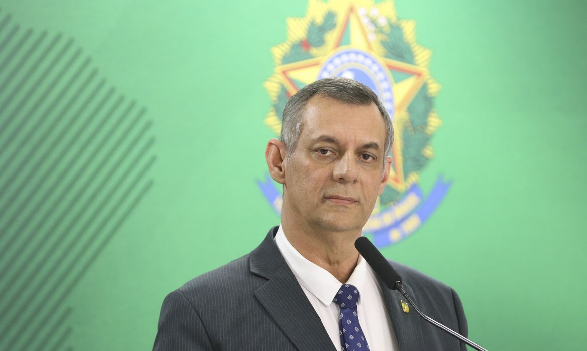 Briefing do porta-voz da Presidência; Otávio do Rêgo Barros
