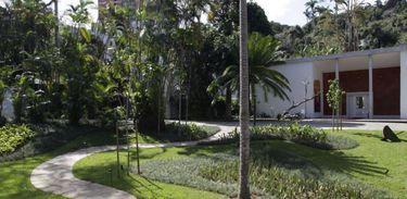 IMS-RJ reabre jardim de Burle Marx e prepara homenagem a Eduardo Coutinho