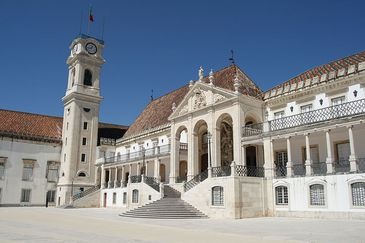 Royal Palace, Universidade de Coimbra