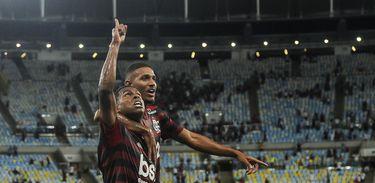Vasco 0 x 1 Flamengo