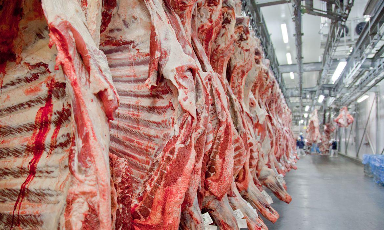 Estados Unidos suspendem importações de carne fresca brasileira