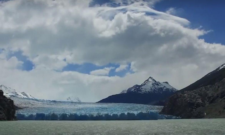 Geleira, Sul, Chile, Patagônia