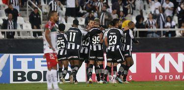 Botafogo 3 x 0 Brusque