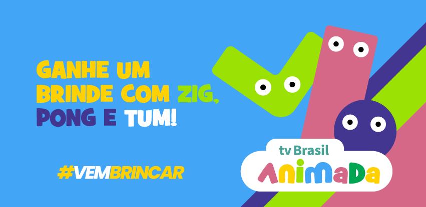TV Brasil Animada Vem Brincar