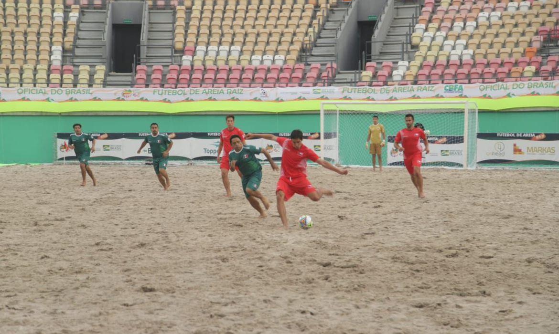 uruguai, mundial de futebol de areia raiz