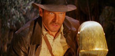 """Filme """"Indiana Jones e os Caçadores da Arca Perdida"""""""