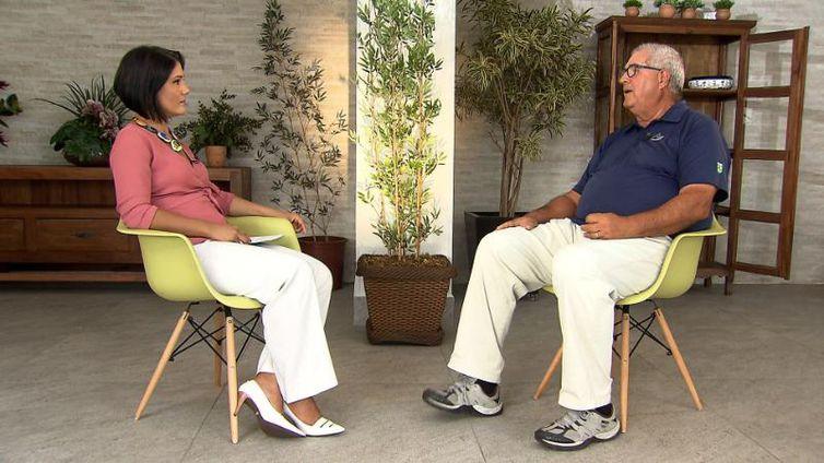 """Designer e empresário de sucesso, Carlos Sobral declara: """"Sempre fui um pouco marginal no meu trabalho""""."""