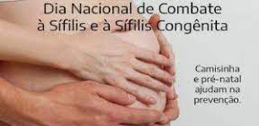 Semana Nacional de Prevenção da Sífilis e Sífilis Congênita