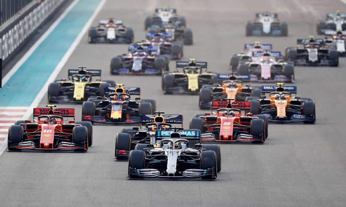 FILE PHOTO: Formula One F1 - Abu Dhabi Grand Prix