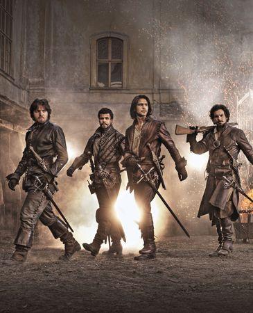 D'Artagnan e os mosqueteiros enfrentam uma luta contínua para manter a ordem