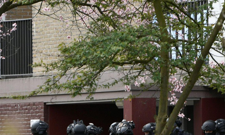 Utrecht, Atentado, Holanda. REUTERS/Piroschka van de Wouw