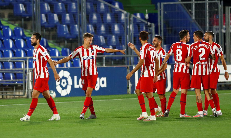 La Liga Santander - Getafe v Atletico Madrid