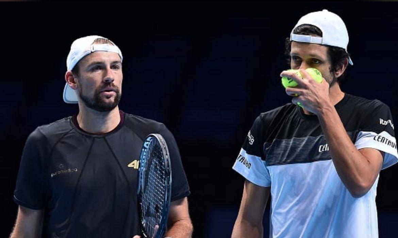 Melo não tem mais chances de se classificiar no ATP Finals de duplas.