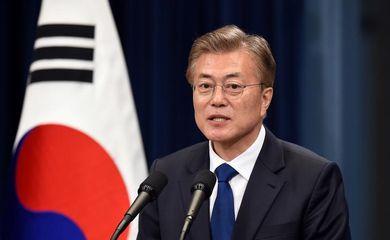 Presidente da Coreia do Sul, Moon Jae-In