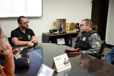 Força Nacional de Segurança Pública já atua em apoio às forças de segurança do Ceará