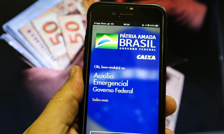 Auxílio emergencial, Caixa Econômica Federal