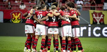 Flamengo x Barcelona de Guayaquil