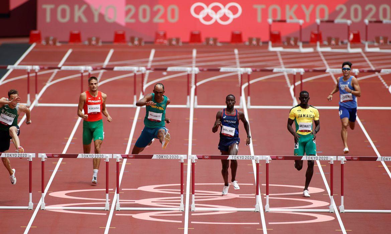 Alison dos Santos, 400 m com barreiras, atletismo, tóquio 2020, olimpíada