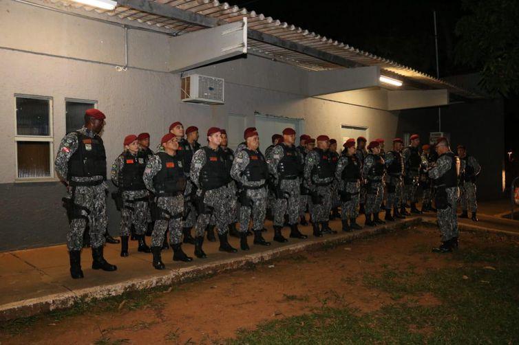 Força Nacional, brumadinho, segurança