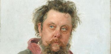 Modest Musorgsky, compositor russo
