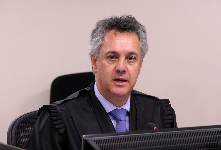 Porto Alegre - O relator, desembargador João Pedro Gebran Neto, no julgamento do recurso do ex-presidente Lula  (Sylvio Sirangelo/TRF4)