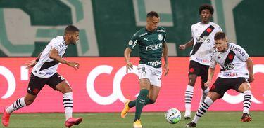 Palmeiras 1 x 1 Vasco