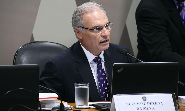 Indicado para o TST, Luiz José Dezena da Silva é sabatinado na CCJ do Senado