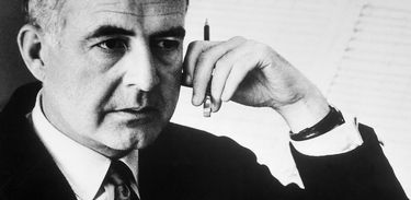 Compositor Samuel Barber