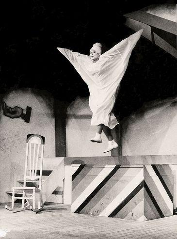 Peça Pluft, o Fantasminha, de 1974