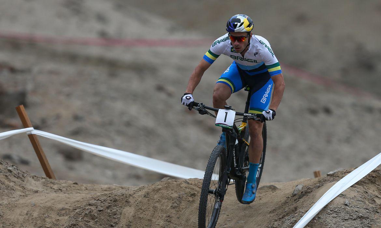 Henrique Avancini, mountain bike, Jogos Pan-Americanos, Lima 2019