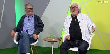 Marcio Guedes e PC Guimarães