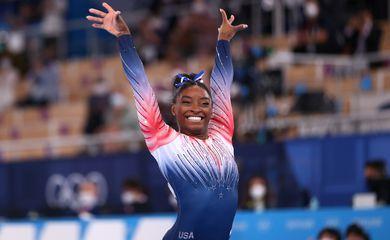 simone biles, ginástica, tóquio 2020, olimpíada