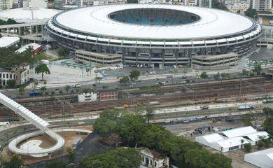 Estádio Mário Filho , o Maracanã (Tomaz Silva/Agência Brasil)