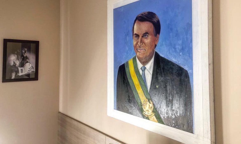 Jair Messias Bolsonaro_Pintura_Quadro