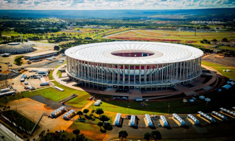 Estádio Mané Garrincha - Estádio Nacional de Brasília