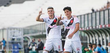 Vasco 2 x 1 Coritiba