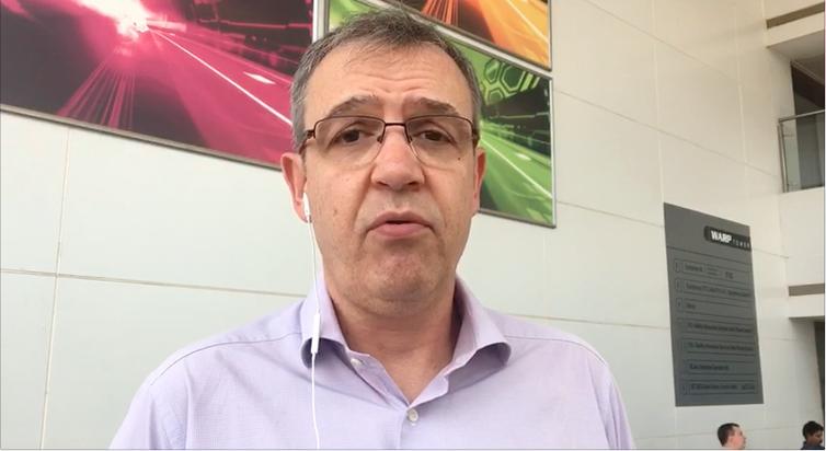 O diretor executivo do Semesp, economista Rodrigo Capelato ( Mariana Tokarnia/Agência Brasil)