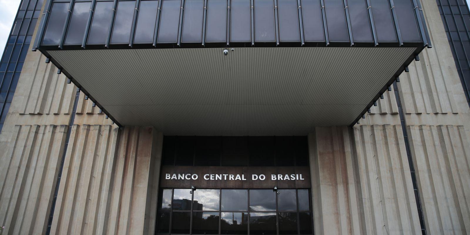 Edifício - sede do Banco Central do Brasil no Setor Bancário Norte