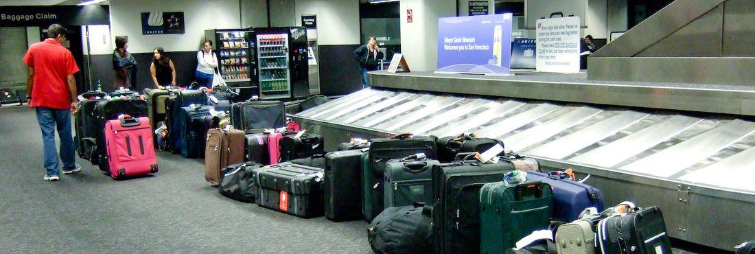 o projeto pode reduzir o trabalho dos carregadores de bagagem nos aeroportos.