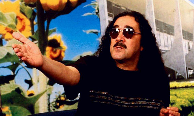 30 de maio de 2003, músico brasileiro Morais Moreira.