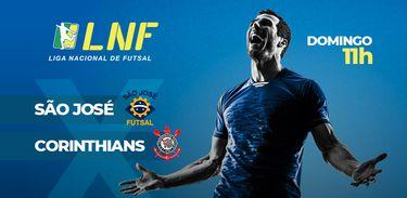 LNF São José x Corinthians