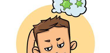 Bernardo está com vergonha de ter contraído o coronavírus