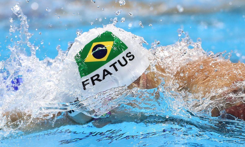 Bruno Fratus faz parte do Tokyo Frog Kings, entre as equipes classificadas